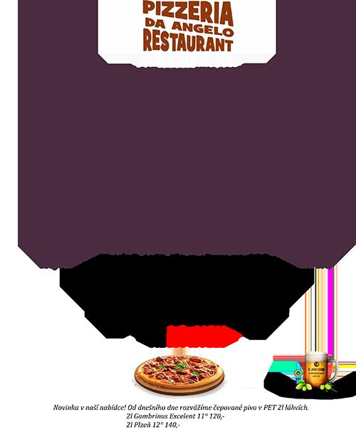 Nabídka na pondělí 1.6.2020