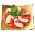 Rajčata s čerstvou mozzarelou