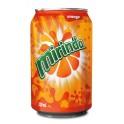 Mirinda pomeranč 0,33l plech